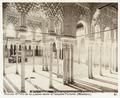 Fotografi av Granada. Alhambra, El Patio de los Leones desde el templete poniente - Hallwylska museet - 104834.tif