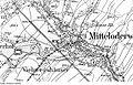Fotothek df rp-d 0240051 Oderwitz-Niederoderwitz. Meßtischblatt, Sekt. Oderwitz, 1883.jpg