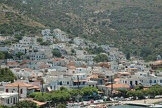 Fournoi Korseon Place in Greece