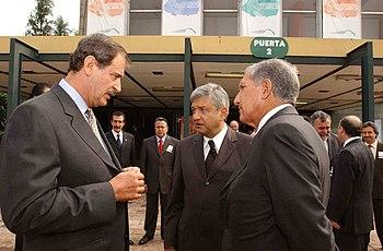 Fox Lopez Obrador Montiel