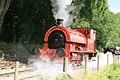 Foxfield Railway - Bagnall No. 2 transferring between trains (geograph 3048443).jpg