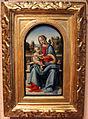 Fra bartolomeo, madonna in tro no col bambino, 1495.JPG