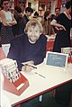 Françoise Foliot - Salon du Livre 1996 - Jostein Gaarder 003.jpg