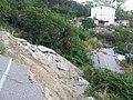 Frana sulla SP Ciardelli, 2012 (1).jpg