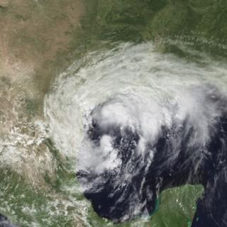 Tropical Storm Frances (1998) Atlantic tropical storm in 1998