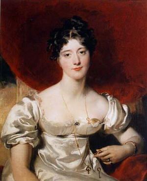 Frances Vane, Marchioness of Londonderry - Image: Frances Vane, Marchioness of Londonderry