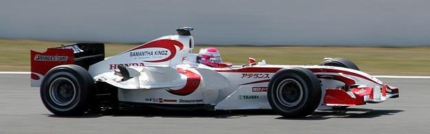 Franck Montagny 2006 French Grand Prix