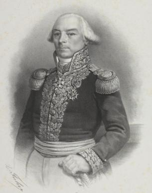 François Joseph Bouvet French admiral
