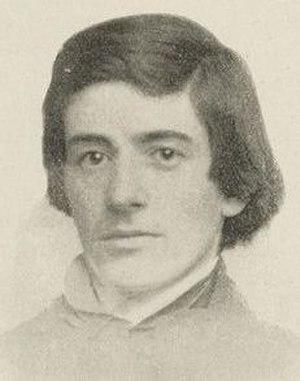 Franklin Benjamin Sanborn - Frank Sanborn at age 21