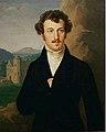 Franz von Schober, by Leopold Kupelwieser.jpg
