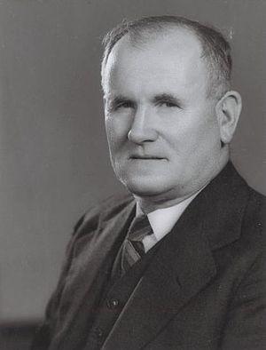Frederick Stewart (Australian politician) - Image: Frederick Stewart
