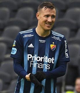 Fredrik Ulvestad Norwegian footballer