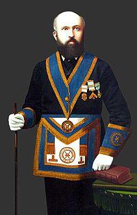 Англійський масон xix століття