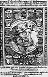 Johann Schwarzenberg by Albrecht Duerer