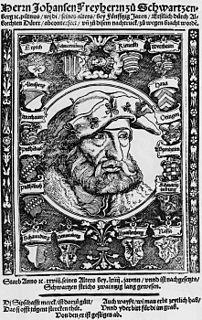 Johann of Schwarzenberg German judge and poet