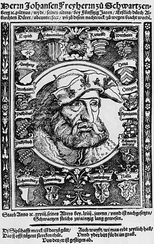 Johann of Schwarzenberg