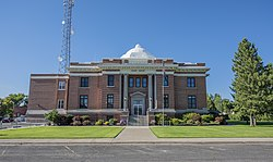 Palacio de justicia del condado de Fremont