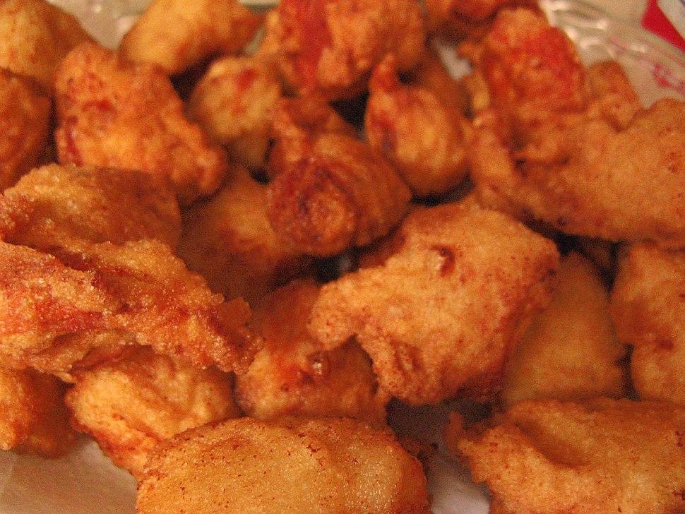 Fried Chicken! Mmmm...