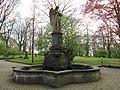 Friedensengel - Hannover-Linden Stadtfriedhof Am Lindener Berge (Lindener Bergfriedhof) - panoramio.jpg