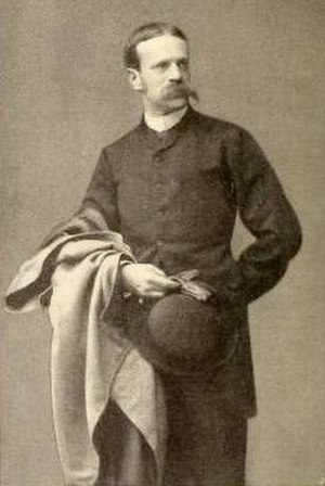 Fritz von Uhde - Uhde, young