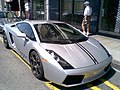 Front view of Lamborghini Gallardo in Geneva, Switzerland.jpg