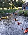 Fun on the river with Warwick Sea Scouts (geograph 5197554).jpg