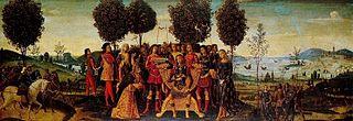 Magnanimity of Scipio Africanus