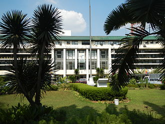 Department of Agriculture (Philippines) - Facade