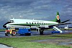 G-BFYZ Viscount Guernsey Airlines CVT 11-05-1979 (23026211220).jpg
