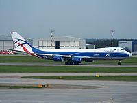 G-CLAB - B748 - CargoLogicAir
