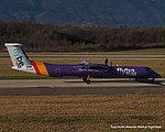 G-JECE DeHavilland Canada DHC-8-402 Dash8 DH8D - BEE (16068703290).jpg