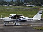 G-TTEN Tecnam P2010 (35550923413).jpg