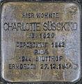 GE Stolperstein - Charlotte Süsskind, Markenstraße 29.jpg
