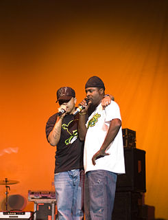 GRITS American Christian hip hop group