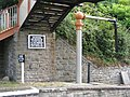 GWR Water Column Parkend Station, Forest of Dean. - panoramio.jpg