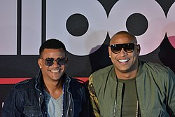Gala Billboard Latin Music Showcase Chile 2018 - Gente de Zona - 03.jpg