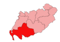 Galloway and West Dumfries (constituency) 2011.png