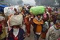 Gangasagar Pilgrims - Babu Ghat Area - Kolkata 2018-01-14 6467.JPG