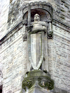 Roland Frankish military leader under Charlemagne