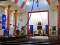 Gargždų bažnyčia, interjeras.JPG