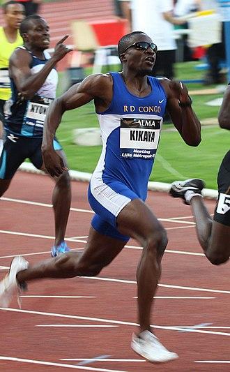 Gary Kikaya - Kikaya in 2009