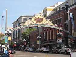 Gaslamp Quarter sign 2.JPG