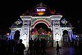 Gateway - Prem Mandir - Bhaktivedanta Swami Marg - Vrindaban 2013-02-22 4796.JPG