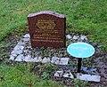 Gavin Hamilton's Gravestone, Mauchline Churchyard, East Ayrshire, Scotland.jpg
