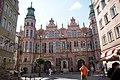 Gdańsk Główne Miasto, Wielka Zbrojownia (od Ulicy Piwnej).jpg