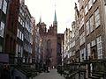 Gdańsk Ulica Mariacka.JPG
