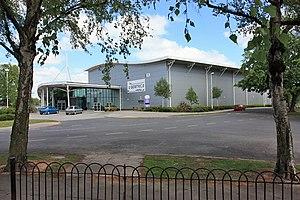 Sports Arena, Kingston upon Hull - Image: Gemtec Arena