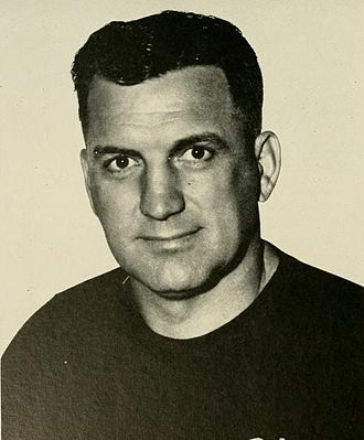 Gene Corum - Corum pictured in The Monticola 1963, West Virginia yearbook