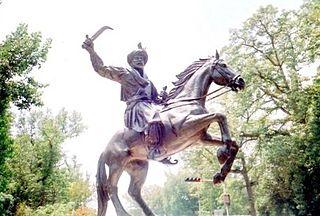 Bakht Khan Indian revolutionary (1797-1859)