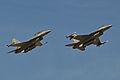 General Dynamics F-16DM '89-160' & F-16CM '308FS' (87-0356) (13941642964).jpg